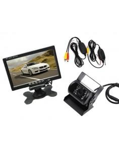 TELECAMERA VIDEOSORVEGLIANZA AHD 36 LED CCD 3,6mm 2000TVL INFRAROSSI JL-602AHD