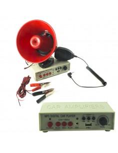 FARETTO LED INCASSO CIRCOLARE 1 LED 1W MINISPOT LUCE FREDDA PUNTO LUCE + DRIVER